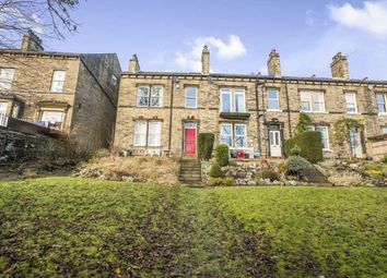 Thumbnail 5 bed end terrace house for sale in Laurel Bank, Haugh Shaw Road, West Yorkshire, Halifax