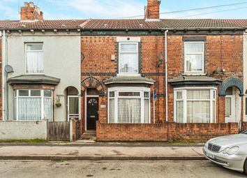 Thumbnail 2 bed terraced house for sale in Buckingham Street, Hull