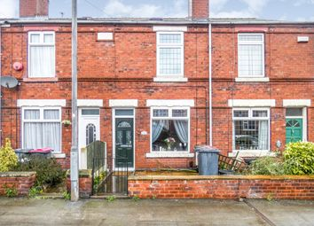 Thumbnail 3 bed terraced house for sale in Scrooby Street, Greasbrough, Rotherham