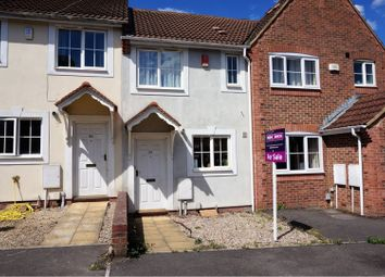 Thumbnail 2 bed terraced house for sale in St. Christophers Close, Aldershot