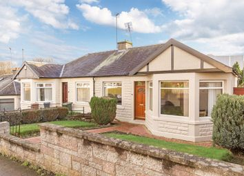 Thumbnail 2 bed semi-detached bungalow for sale in 26 Marionville Park, Edinburgh