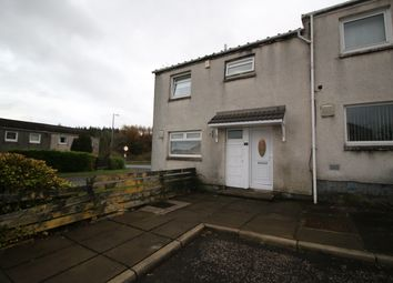 Thumbnail 4 bedroom end terrace house for sale in Birch Road, Abronhill, Cumbernauld