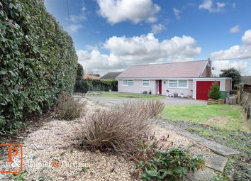 Thumbnail 3 bed detached bungalow for sale in Mill Hill, Aldringham, Leiston, Suffolk