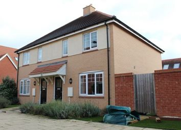3 bed semi-detached house for sale in Maxwell Walk, Timken, Northampton NN5