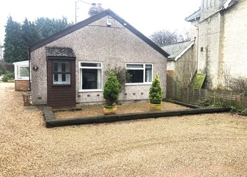 Thumbnail 2 bed bungalow to rent in Station Road, Longstanton, Cambridge