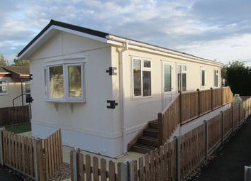 Thumbnail 2 bed mobile/park home for sale in Grange Farm Estate, Shepperton, Surrey, 8Tb