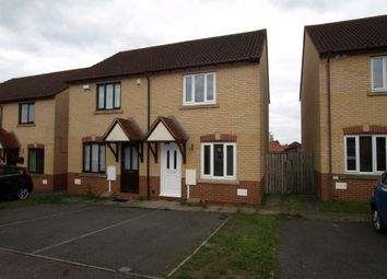Thumbnail 2 bed semi-detached house for sale in Hoathly Mews, Kents Hill, Milton Keynes