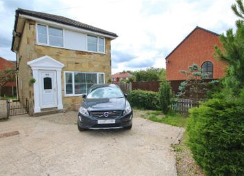 Thumbnail 3 bed detached house for sale in Weeland Road, Eggborough, Goole