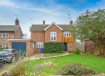 Thumbnail 4 bed detached house for sale in Borrowdale Avenue, Ipswich