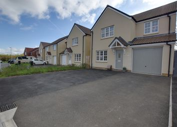Thumbnail 4 bedroom property for sale in Aspin Close, Wellington, Somerset