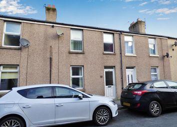 3 bed terraced house for sale in Wellington Street, Millom, Cumbria LA18