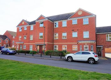 Thumbnail 2 bed flat for sale in Snitterfield Drive, Solihull