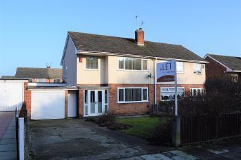 Thumbnail 3 bed semi-detached house to rent in Childwall Green, Upton, Wirral