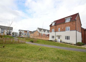 Thumbnail 4 bed detached house for sale in Sovereign Place, Hatfield, Hertfordshire