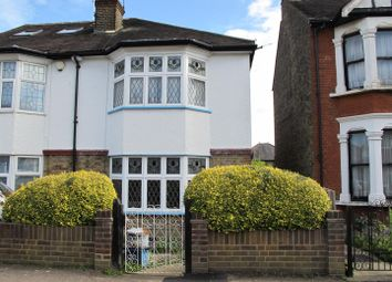 Thumbnail 3 bed semi-detached house for sale in Malmesbury Road, London