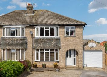 Thumbnail 4 bed semi-detached house for sale in Princess Mount, Knaresborough, North Yorkshire