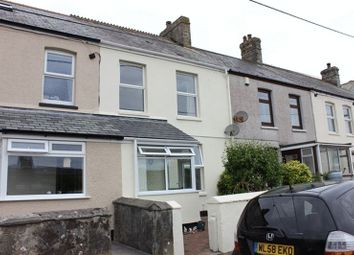 Thumbnail Terraced house for sale in Fore Street, St. Stephen, St. Austell
