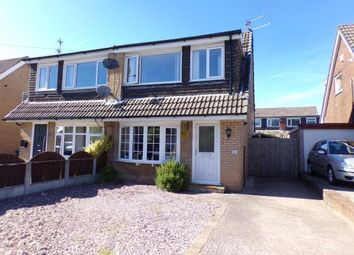 Thumbnail 3 bed semi-detached house for sale in Gorsewood Road, Leyland
