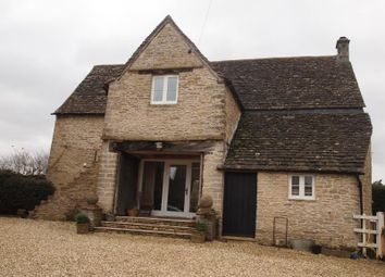 Thumbnail 3 bed barn conversion to rent in The Street, Luckington, Chippenham
