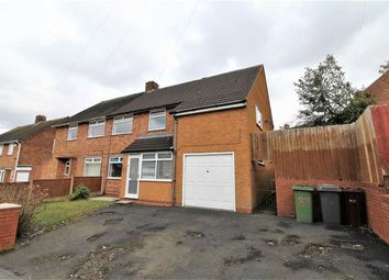 Thumbnail 4 bed semi-detached house for sale in Mount Road, Lanesfield, Wolverhampton