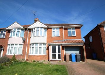 Thumbnail 3 bed semi-detached house for sale in Lancing Avenue, Ipswich, Suffolk