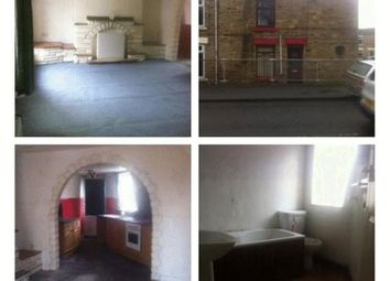Thumbnail 1 bed terraced house for sale in Railway Street, Howden Le Wear, Crook