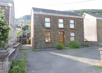 Thumbnail 3 bed detached house for sale in Edward Street, Alltwen, Pontardawe, Swansea