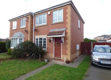 3 bed semi-detached house to rent in Leafe Close, Chilwell, Nottingham NG9