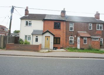 Thumbnail 2 bed cottage for sale in Station Road, Thorrington, Colchester