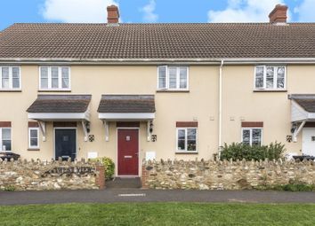 Thumbnail 2 bed terraced house for sale in West View, Sellicks Green, Taunton