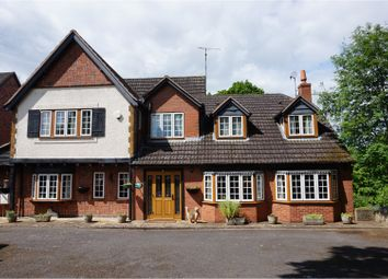 Thumbnail 5 bedroom detached house for sale in Kenilworth Road, Leamington Spa