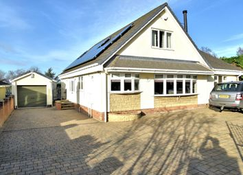 Thumbnail 5 bed detached bungalow for sale in Church Lane, Barnburgh, Doncaster