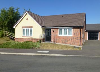 Thumbnail 3 bed bungalow for sale in Stewart Close, Evesham