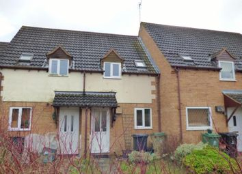 Thumbnail 1 bed terraced house to rent in Millers Dyke, Quedgeley, Gloucester