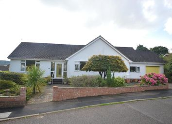 Thumbnail 3 bed detached bungalow for sale in Higher Woolbrook Park, Sidmouth, Devon