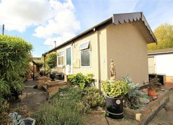 Thumbnail 1 bed mobile/park home for sale in Mayfield Park, West Drayton, Middlesex
