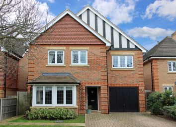 5 bed detached house for sale in Amber Close, Epsom KT17