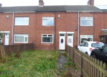 Thumbnail 2 bed terraced house for sale in Selbourne Terrace, Cambois, Blyth