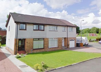 Thumbnail 4 bed semi-detached house for sale in 1, Royal Inch Crescent, Renfrew PA48Sd