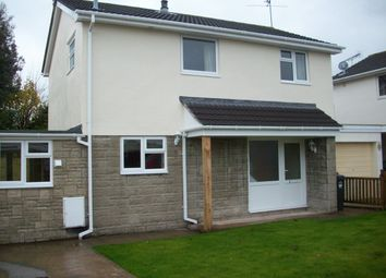 Thumbnail 3 bed detached house to rent in Hillmead, Langford, Bristol