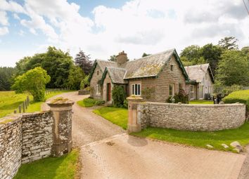 Thumbnail 4 bed detached house for sale in Kirkhouse Lodge, Traquair, Innerleithen