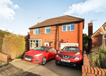 Thumbnail 3 bed detached house for sale in Leeds Road, Dewsbury, Wakefield