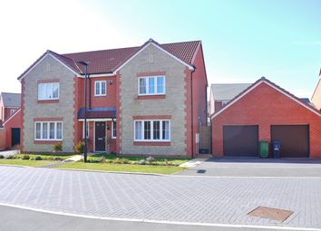 Thumbnail 5 bed detached house for sale in Boyton Close, Coate, Swindon