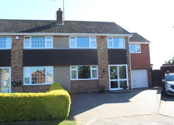 Thumbnail 5 bed semi-detached house for sale in Ryeland Road, Duston, Northampton, Northamptonshire