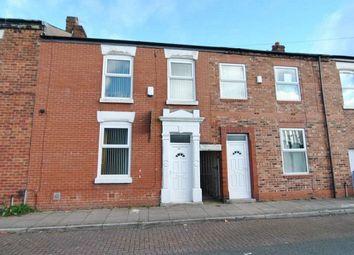 Thumbnail 3 bedroom terraced house for sale in Geoffrey Street, Preston