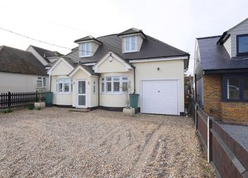 Thumbnail 4 bed bungalow for sale in Weald Bridge Road, North Weald, Epping, Essex