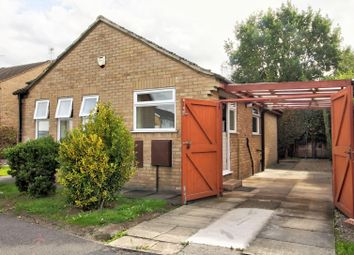 Thumbnail 2 bed bungalow for sale in Walker Drive, York