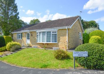 Thumbnail 2 bed detached bungalow for sale in Appletree Way, Malton