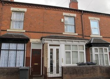 Thumbnail 3 bed terraced house for sale in Malmesbury Road, Birmingham