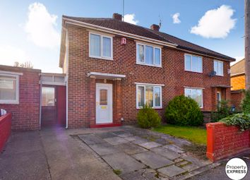 Thumbnail 3 bed semi-detached house for sale in Wordsworth Road, Middlesbrough
